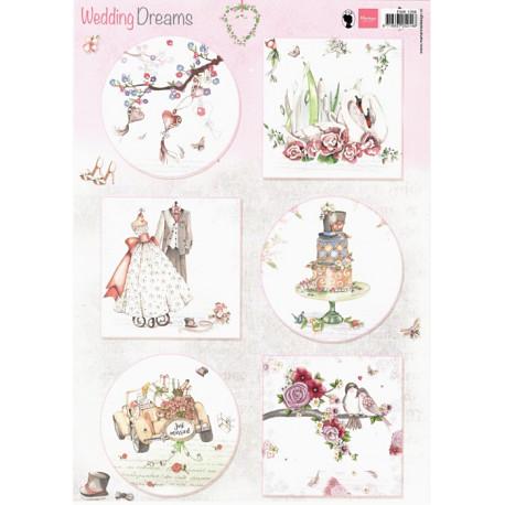Papír A4 Wedding Dreams (MD)