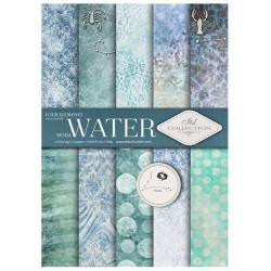 Sada papírů A4 - Water (ITD)