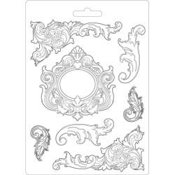 Forma A5 Ornamenty (Stamperia)