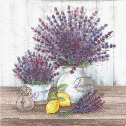 Lavender 33x33