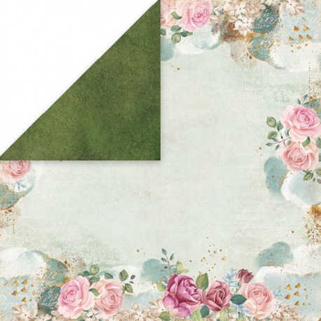 Flower Vibes 06 30,5x30,5 scrapbook (Craft & You)