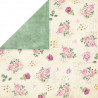 Flower Vibes 04 30,5x30,5 scrapbook (Craft & You)