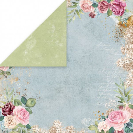 Flower Vibes 01 30,5x30,5 scrapbook (Craft & You)