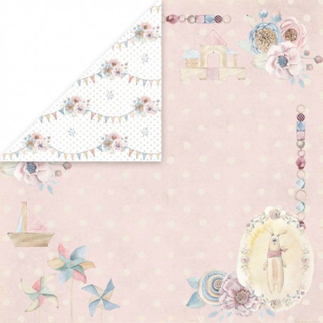 Baby World 03 30,5x30,5 scrapbook (Craft & You)