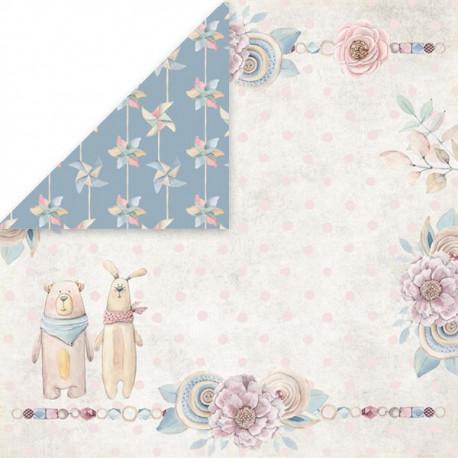 Baby World 02 30,5x30,5 scrapbook (Craft & You)