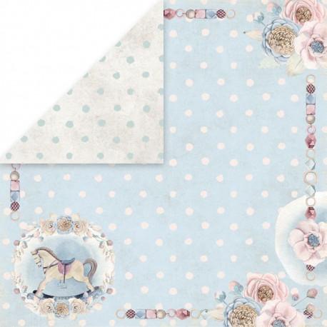 Baby World 01 30,5x30,5 scrapbook (Craft & You)
