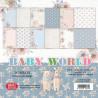 Sada papírů 15x15 Baby World (Craft & You)