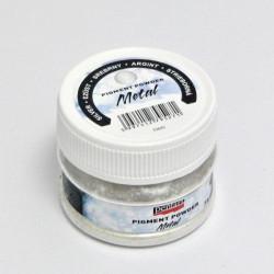 Chameleon pigmentový pudr 3g - stříbrný