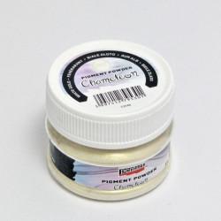 Chameleon pigmentový pudr 3g - bílé zlato