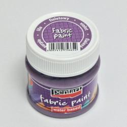 Barva na textil 50ml - lila (Pentart)