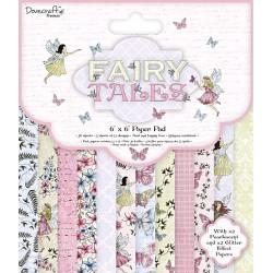 Sada papírů 15x15 Fairy Tales (Dovecraft)