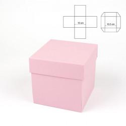Exploding box růžový 10cm