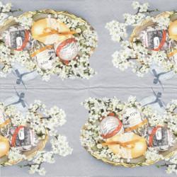 Dekorace s vajíčky 33x33