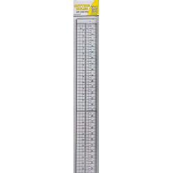 Řezací pravítko 30cm (Nellie´s Choice)