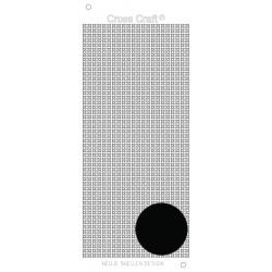 Samolepky křížky - černá (Nellie´s Choice)