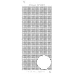 Samolepky křížky - bílá (Nellie´s Choice)