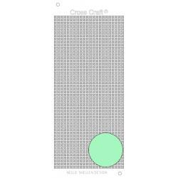 Samolepky křížky - mint (Nellie´s Choice)