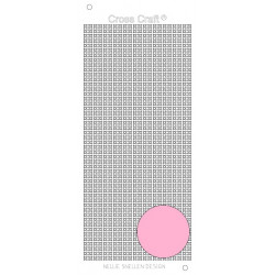 Samolepky křížky - lososová (Nellie´s Choice)
