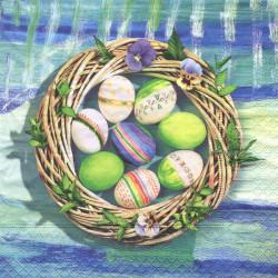 Malovaná vajíčka 33x33