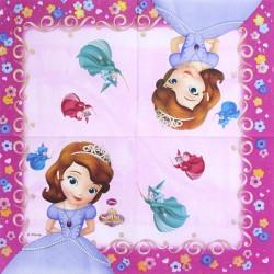 Princezna Sofie 33x33