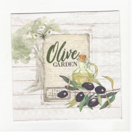 Olive Garden 33x33