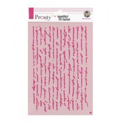 Šablona A5 - psaný text (Pronty)