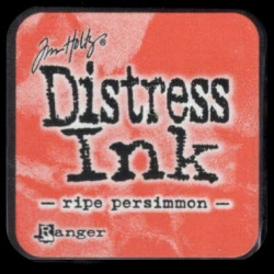 Distress Ink MINI polštářek - Ripe Persimmon