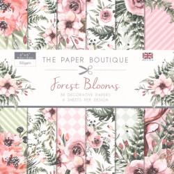 Sada papírů 15x15 Forest Blooms (CW)