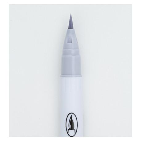 Clean Color Real Brush Pale Grey 097 (ZIG Kuretake)