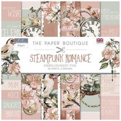 Sada papírů 20x20 Steampunk Romance (CW)