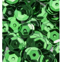 Sada flitrů prolamovaných 6mm - zelené