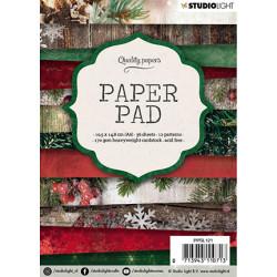 Sada papírů 14,8x10,5 Paper Pad Bloc, nr.121 (SL)