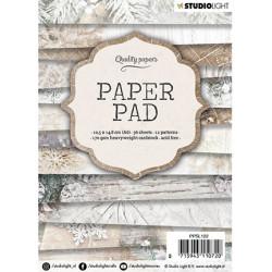 Sada papírů 14,8x10,5 Paper Pad Bloc, nr.122 (SL)