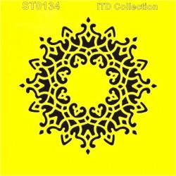 Šablona ITD - Mandala 2.16x16