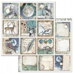 Cosmos, Devět obrázků 30,5x30,5 scrapbook