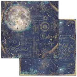 Cosmos, Hvězdná obloha 30,5x30,5 scrapbook
