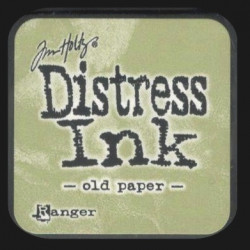 Distress Ink MINI polštářek - Old Paper