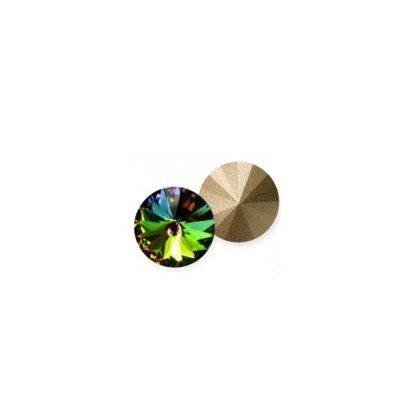 SWAROVSKI RIVOLI 6mm CRYSTAL VITRAIL MEDIUM