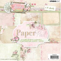 Sada papírů 15x15 Lovely Moments nr.123 (SL)