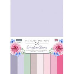 Sada papírů A4 Springtime Blooms (CW)