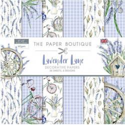 Sada papírů 20x20 Lavender Lane (CW)