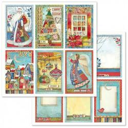 Make a Wish, kartičky 30,5x30,5 scrapbook