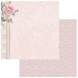 Wedding, Růžová fantazie 30,5x30,5 scrapbook