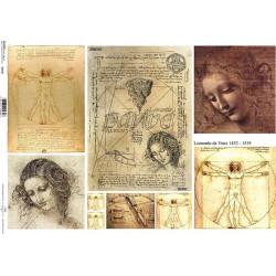 Papír A4 Leonardo da Vinci ITD
