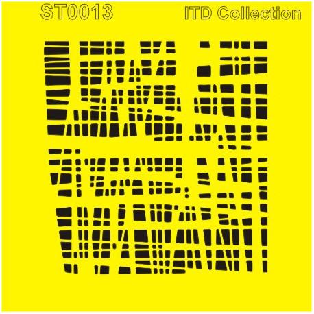 Šablona ITD - Síť 16x16