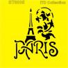 Šablona ITD - PARIS 16x16