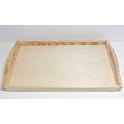 Podnos dřevěný největší - 2. jakost