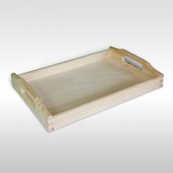 Podnos dřevěný malý - 2. jakost