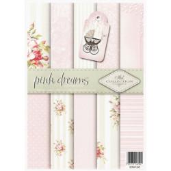 Sada papírů A4 - Pink Dreams (ITD)