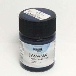 Barva na hedvábí JAVANA 50ml - námořní modrá